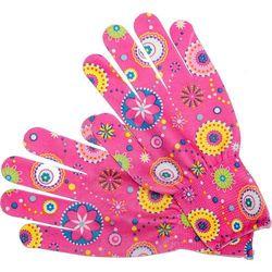 Rękawice ogrodowe FLO 74117 Wielokolorowy (rozmiar 8)