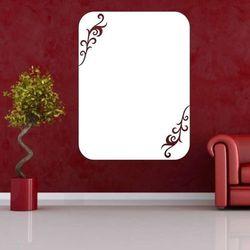 Tablica suchościeralna 010 ornamenty marki Wally - piękno dekoracji