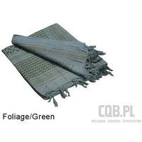 Condor Arafatka  shemagh 100% cotton foliage/green 201-007