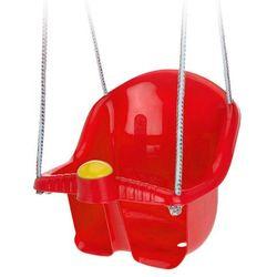 Huśtawka ogrodowa dla dzieci sway, czerwony marki 4home