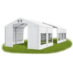 Namiot 6x14x2,5, całoroczny namiot cateringowy, winter/sd 84m2 - 6m x 14m x 2,5m marki Das company