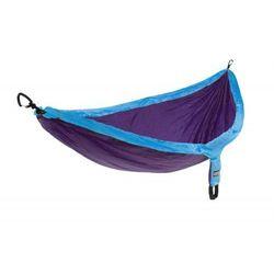 Hamak turystyczny singlenest purple/teal marki Eno