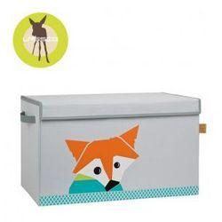 Lassig  skrzynia zamykana na zabawki little tree lis, kategoria: pojemniki na zabawki