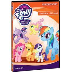 My Little Pony: Przyjaźń to magia. Część 14. DVD - sprawdź w wybranym sklepie