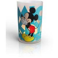 Philips - oświetlenie dla dzieci Philips 71711/30/16 - led lampa stołowa candles disney mickey mouse led/1,5