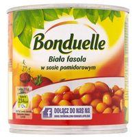 Bonduelle  430g fasola biała w sosie pomidorowym