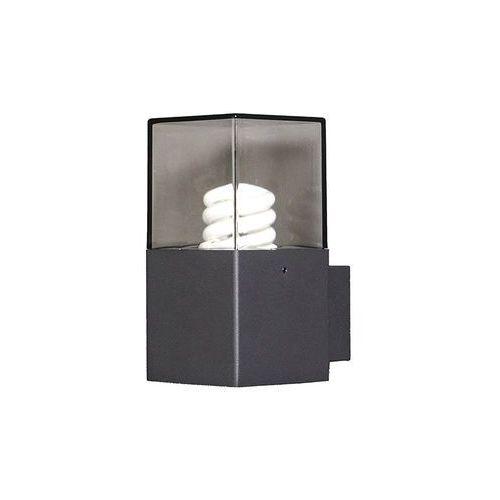 Zewnętrzna lampa ścienna Denmark grafit - oferta [05ad6c201565e574]