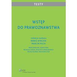 Wstęp do prawoznawstwa. Testy dla studentów, pozycja wydana w roku: 2012