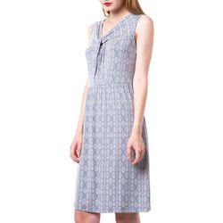 Tom tailor  sukienka niebieski 40