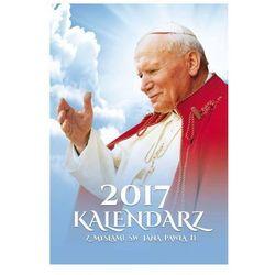 Kalendarz papieski na 2017 rok z janem pawłem 2, marki Produkt polski