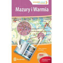 Mazury i Warmia Przewodnik-celownik, książka z kategorii Geografia