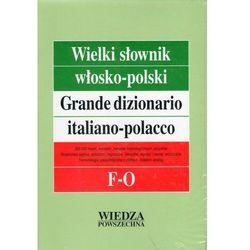 Wielki słownik włosko-polski. Tom 2. F-O, rok wydania (2009)
