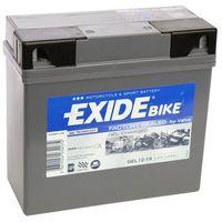 Akumulator motocyklowy Exide 51913 19Ah 170A GEL BMW