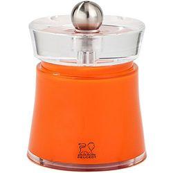 Peugeot Młynek do soli  bali 8cm pomarańczowy