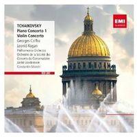 Tschaikowsky: Piano-concertos, Violinconcerto - Georges Cziffra, Leonid Kogan, kup u jednego z partnerów