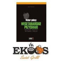 Weber  weber poleca: wegetariańskie przysmaki (9788393583423)
