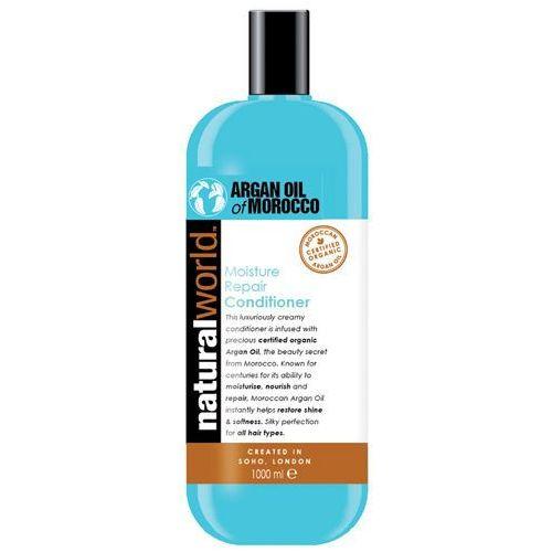 Argan Oil of Morocco - intensywnie nawilżająca odżywka z olejkiem arganowym 500ml (pielęgnacja włosów)