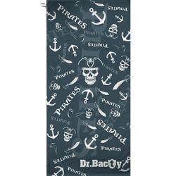 Dr.Bacty XL szybkoschnący ręcznik treningowy 70x140 cm / Piraci - Piraci