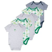 mothercare FROG 5 PACK Body green