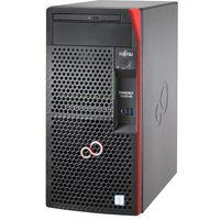 Serwer Fujitsu TX1310 M3 4-core XEON E3-1225v6 3.3GHz + 1x8GB DDR4 2400MHz + 2x 240GB SSD w RAID1 + 2x1000GB S