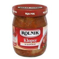 Rolnik Klopsy w kapuście 510 g  (5900919019320)