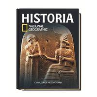 CYWILIZACJIE MEZOPOTAMII HISTORIA NATIONAL GEOGRAPHIC TOM 4 TW (9788378832966)