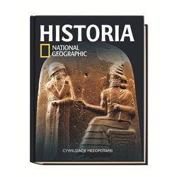 CYWILIZACJIE MEZOPOTAMII HISTORIA NATIONAL GEOGRAPHIC TOM 4 TW, pozycja wydawnicza