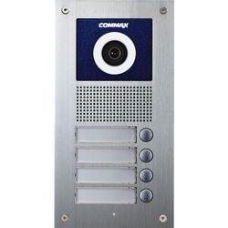 Commax Kamera 4-abonentowa z regulacją optyki i czytnikiem rfid drc-4uc/rfid