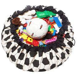 Worek na zabawki Play&Go -piłka nożna - produkt z kategorii- Pojemniki na zabawki