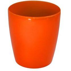 Doniczki Lobelia Fun  rozm. 14 pomarańczowy połysk, marki Patrol do zakupu w Twój Ogród