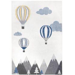 Roomzone.pl Dywan dziecięcy komfort easy balon 180x270 biały
