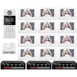 Wideodomofon ip 12-rodzinny c5-ip marki Vidiline