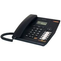 Temporis 580 telefon przewodowy analogowy, czarny  marki Alcatel