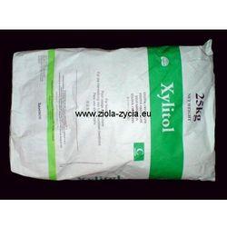 KSYLITOL cukier brzozowy - naturalna słodycz dla zdrowia (25 kg)