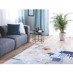 Beliani Dywan kolorowy 140 x 200 cm krótkowłosy adapazari (4260624112961)