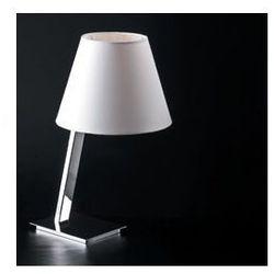 Maxlight  orlando lampa biurkowa biała chrom 5103t/wh
