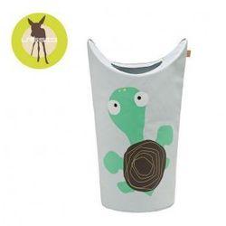Lassig Kosz na zabawki lub pranie Wildlife Żółw