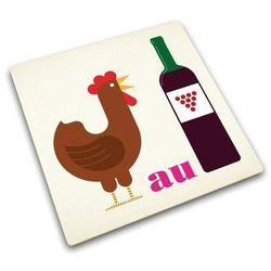 Deska wielofunkcyjna Coq au Vin