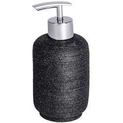 Dozownik do mydła w płynie, żelu GOA NEO - kolor antracytowy, WENKO (4008838163603)