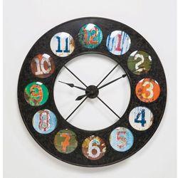 :: zegar?ścienny vintage śr. 119cm - 119 marki Kare design