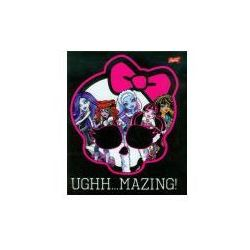 Segregator A5 Monster High czarny