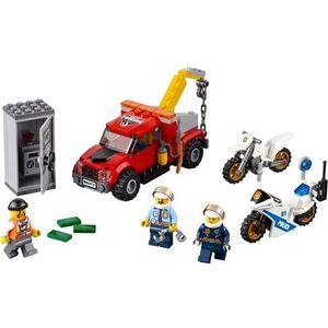 LEGO City, Eskorta policyjna, 60137