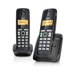 Telefon Siemens Gigaset A220 z kategorii Telefony stacjonarne