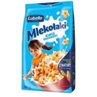 500g mlekołaki gwiazdki cinis zbożowe chrupki cynamonowe marki Lubella