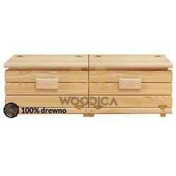 Woodica 28. kufer góralski 140