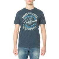 t-shirt niebieski l marki Tom tailor