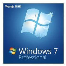 Microsoft Windows 7 Profesional 32-bit/x64 PL z kategorii Systemy operacyjne