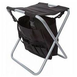 Toolland krzesło składane z torbą na narzędzia