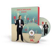 Szkoła uwodzenia Czesława M. Pakiet DVD+CD