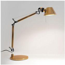 0011860a tolomeo micro lampa biurkowa złota marki Artemide